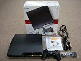 PlayStation3 120GB チャコールブラック(CECH-2000A)