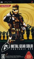 METAL GEAR SOLID メタルギアソリッド PORTABLE OPS
