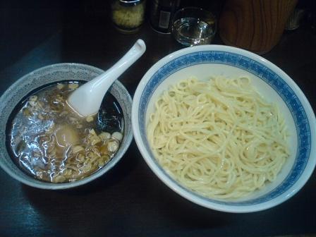 べんてん、つけ麺