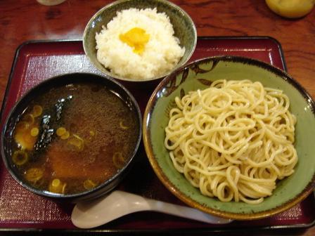 湘南大勝軒醤油つけ麺