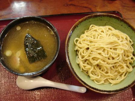 湘南大勝軒塩つけ麺