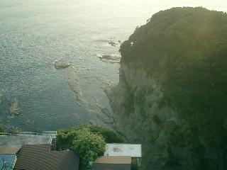 江ノ島 裏磯