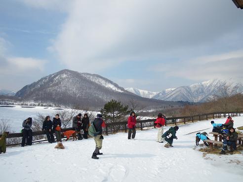 雪山ツアー2・11 032