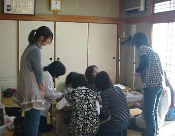 ビーズ教室 2