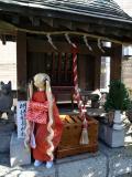 2009年 振袖紅玉姫(SD真紅)の初詣