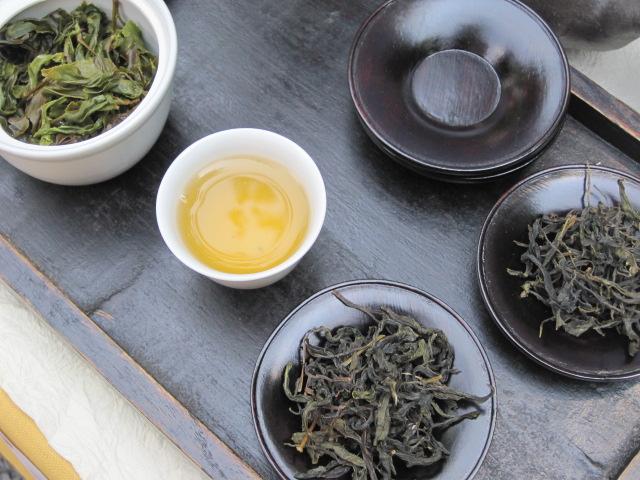 土佐の釜炒り茶