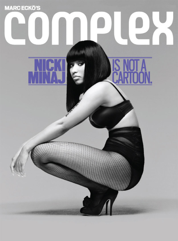 Comp NickiMinaj