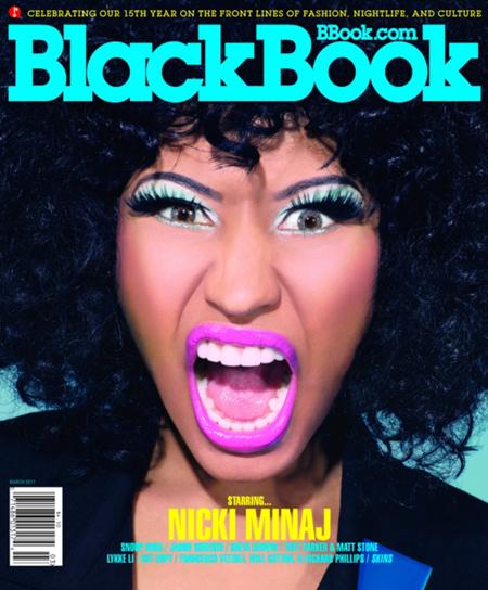 NICKI minajblackbook