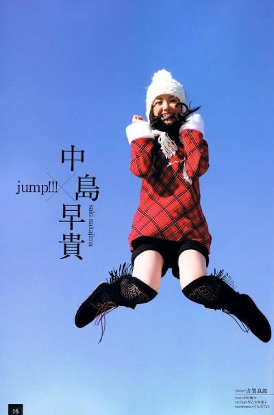 なっきぃJUMP!!
