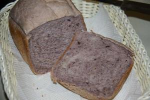 ぶどう入り食パン