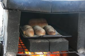 石窯パン♪