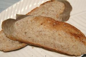 天然酵母石窯パン♪