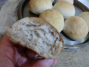 もっちりふわばり石窯パン