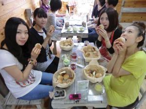 0619石窯クリームチーズパン