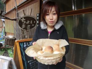 1011クリームチーズパン♪
