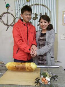 0323ケーキ入刀