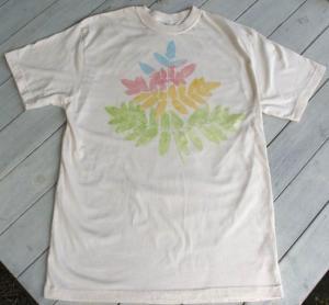 ゼンマイTシャツ