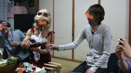 ナカさんとSUKEKO