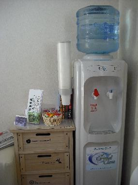 院内設備 給水機