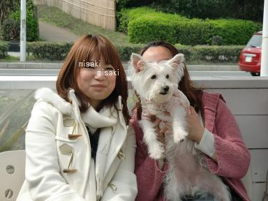 リサちゃん&yonekazちゃんとみさき