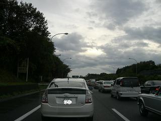 足柄事故渋滞