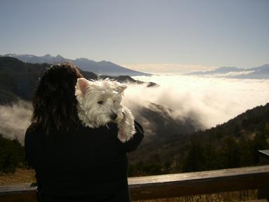 クララと雲海