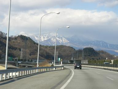 中央道須坂