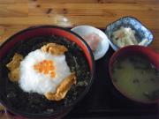 恩納村名物・海ぶどう丼