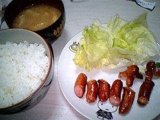 料理 2010年5月22日更新 晩ご飯