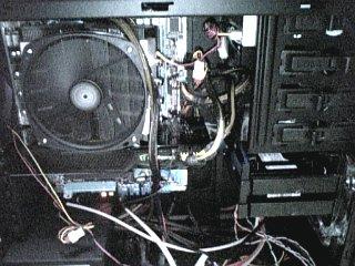 PC関係 マザボをケースに搭載