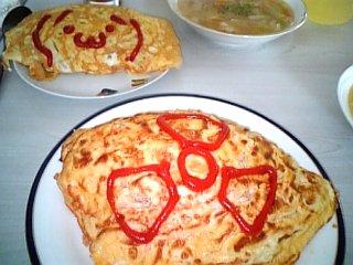 料理 2010年6月22日更新 オムライス by彼女さん