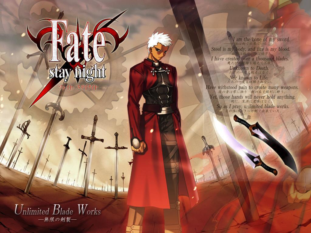 Fate Stay Night 壁紙 アニメ壁紙タウン