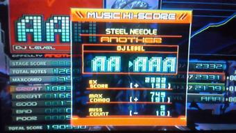 STEEL NEEDLE -ANOTHER-