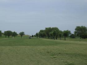 河川敷ゴルフ1