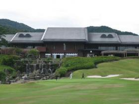 石岡ゴルフ倶楽部ウエストコース1