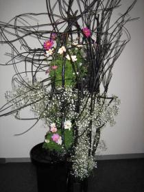 草月展「花遊ぶ」