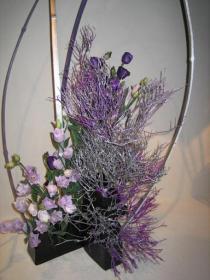 草月展「花遊ぶ」5