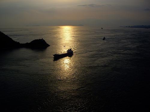 来島大橋船