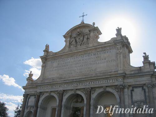 ローマの泉