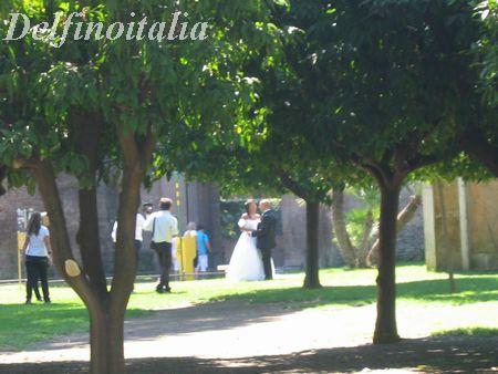 イタリア 結婚式2