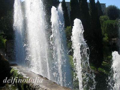 オルガンの噴水