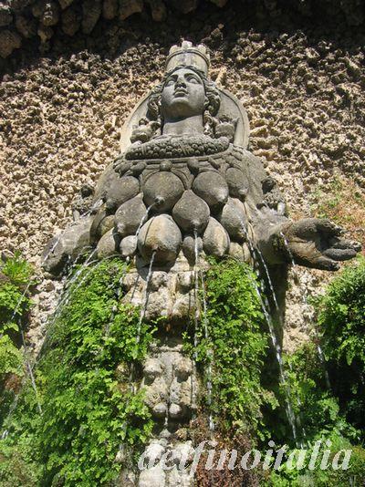 エペソスのディアナの噴水