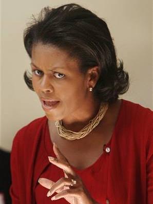 オバマ大統領夫人