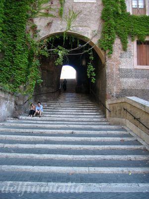 ボルジアの階段