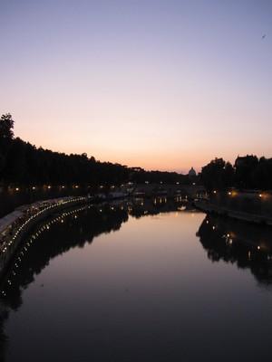 テヴェレ川