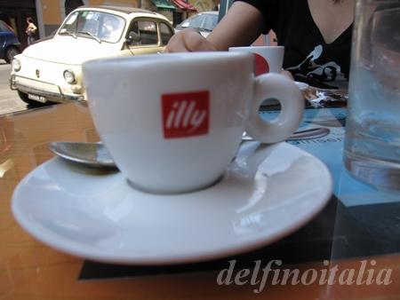 Illyのカップ