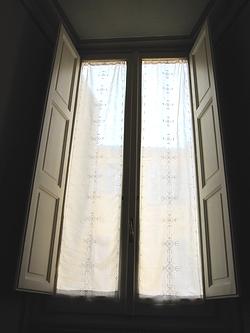 フィレンツェの窓