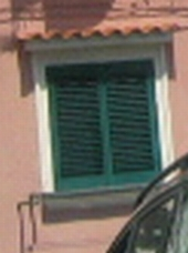 窓 in サレルノ周辺