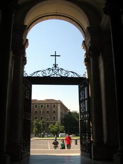 サンタ・クローチェ・イン・ジェルザレンメ聖堂