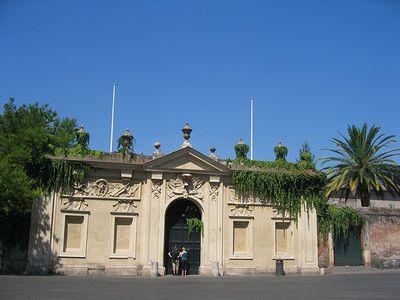 マルタ騎士団長の館